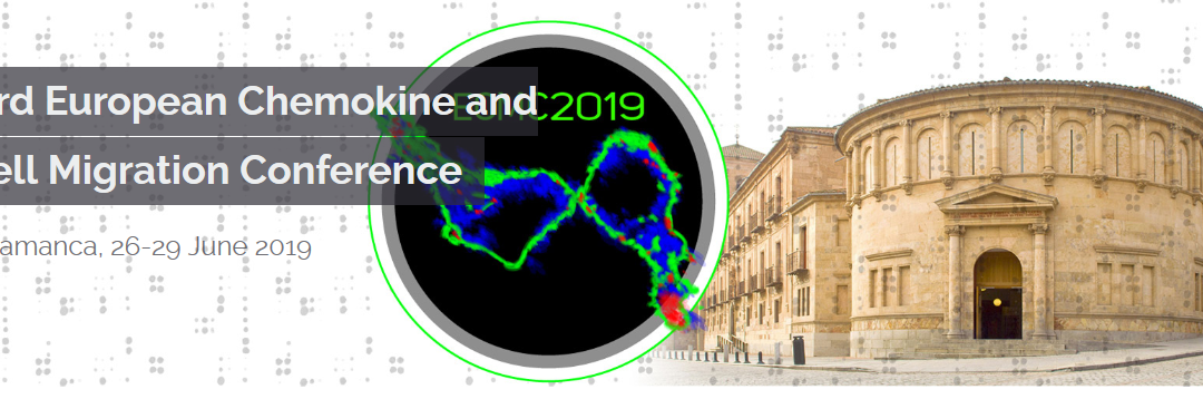 IMPETUX at the 3rd European Chemokine and Cell Migration Conference